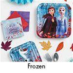 Frozen Party Supplies - Shop Now