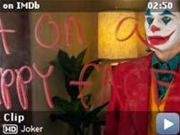 Joker -- Joaquin Phoenix reveals how he approached his take on the classic Batman villain for writer/director Todd Phillips's 'Joker' and how that method drastically changed as the two discovered the film and character together.