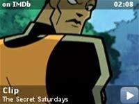 The Secret Saturdays -- Clip: Attacked by a prehistoric bird
