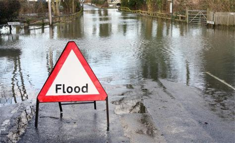 Be Prepared Know what to do to stay safe during and after a flood.