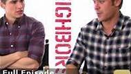 """IMDb: What to Watch -- In the latest episode of """"IMDb: What to Watch"""", Keith Simanton talks with actors Seth Rogen, Rose Byrne, Zac Efron, Dave Franco, Christopher Mintz-Plasse, Jerrod Carmichael and director Nicholas Stoller about their movie Neighbors."""
