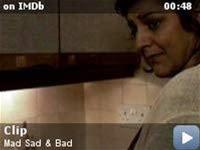 Mad Sad & Bad -- Clip: Mother Rashmi kitchen scene
