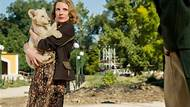 The Zookeeper's Wife -- The real-life story of one working wife and mother who became a hero to hundreds during World War II. In 1939 Poland, Antonina Zabinska and her husband, Dr. Jan Zabinska, have the Warsaw Zoo flourishing under his stewardship and her care. When their country is invaded by the Nazis, Jan and Antonina are forced to report to the Reich's newly appointed chief zoologist, Lutz Heck. To fight back on their own terms, Antonina and Jan covertly begin working with the Resistance, and put into action plans to save lives out of what has become the Warsaw Ghetto, with Antonina putting herself and even her children at great risk.