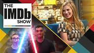 "The IMDb Show -- Katee Sackhoff lets us in on what it's like to be a part of the 'Star Wars' universe and reveals the inspiration for her villainous character on ""The Flash."" Kerri and Tim get their Jedi on and learn what it takes to wield a lightsaber."