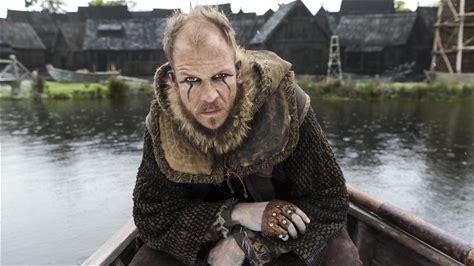 Floki - Vikings Cast | HISTORY Channel