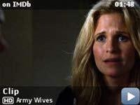 Army Wives -- Clip: Im Army, Roxy