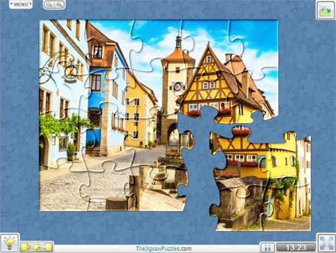 Jigsaw puzzles on TheJigsawPuzzles.com