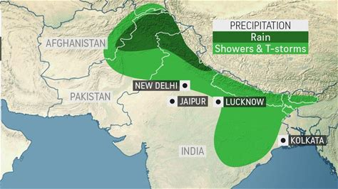 Pakistan, northern India face renewed threat of flooding
