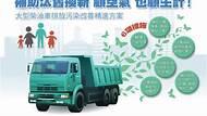大型柴油車調修燃油控制系統或加裝空氣污染防制設備補助