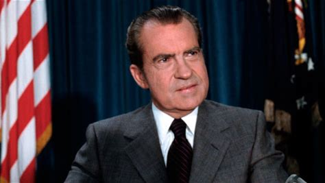 Nixon Responds to Watergate Subpoena