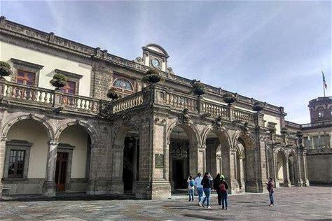 Castle chapultepec