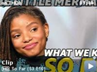 So Far -- Halle Bailey had the voice to win the role of Ariel in 'The Little Mermaid', but will she give it up for a life on land? Here's what we know about Disney's live action 'The Little Mermaid' so far.