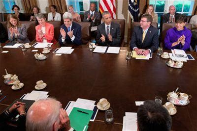 The Job and Leadership of the Executive Branch of the US Government