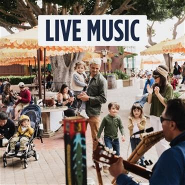 Live Music Free Live Music Daily in the Carousel District & Sundays in the Lighthouse District