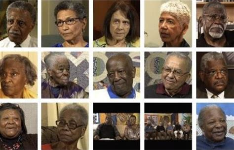 Collection Civil Rights History Project: 145 New Interviews Added