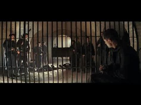 Inglourious Basterds -- Jail cell clip