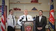 Mayor Sarno and Fire Commissioner Calvi Announce New EpiPen Program