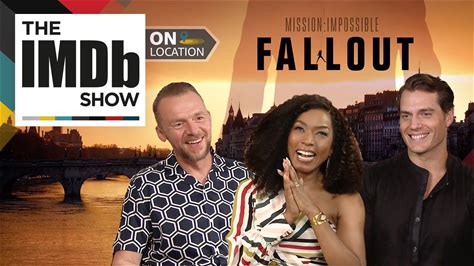 The IMDb Show -- The cast of 'Mission: Impossible - Fallout' take us behind the scenes of the espionage epic to reveal what scares the fearless Tom Cruise and the truth behind Henry Cavill's infamous mustache.