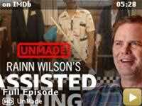 "UnMade -- Long before ""The Office,"" Rainn Wilson tried creating his own TV series: ""Assisted Living,"" where two slackers inherit a senior-living facility. No one bought the script, but now it sees the light of day for the first time ever in ""UnMade,"" presented by ""Star Trek: Discovery."""