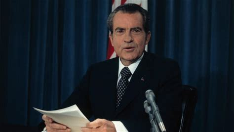 Nixon Withholds Watergate Recordings