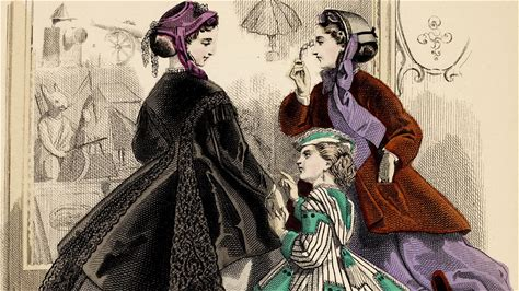 Gender roles in the 19th century