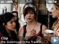 The Sisterhood of the Traveling Pants 2 -- Clip: Is that him