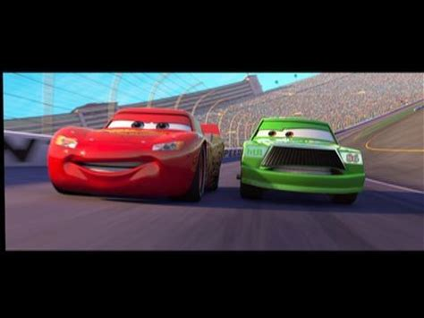 Cars -- Clip: Lightning Catches Up
