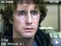 Withnail & I -- Clip: Some extremely distressing news