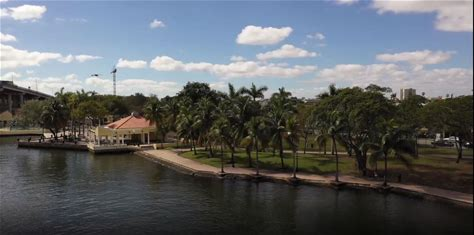 City Leaders Host Community Meeting for Jose Marti Park Redesign Published on February 25, 2020 Funded by the Miami Forever Bond, the goal of the project is to develop solutions that will strengthen the park's resiliency to climate change and flooding.