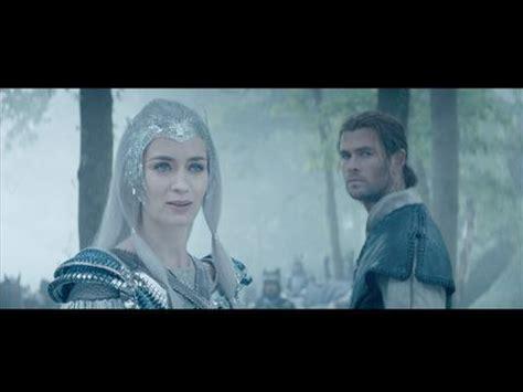 The Huntsman: Winter's War -- Clip: Freya tells Eric that Sara has betrayed him