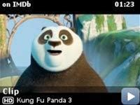 Kung Fu Panda 3 -- Clip: Panda Village