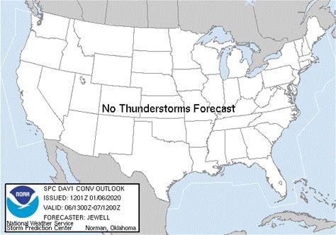 Convective Outlooks Conv. Outlook Severe