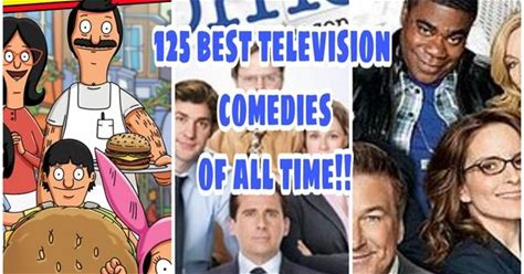 Janky B's Definitive List of the 125 Best Television Comedies Ever