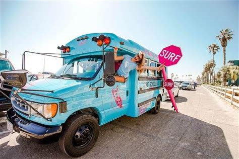 Learn to Surf at Venice Beach (Surf Lessons by Fun Surf LA School)