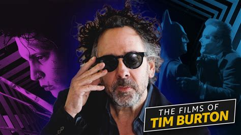 Tim Burton -- It's showtime! From his wacky debut 'Pee-wee's Big Adventure' to his latest outing, 'Dumbo,' we welcome you to the gothic, fairy-tale worlds of macabre master filmmaker, Tim Burton.