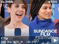 """The IMDb Studio at Sundance -- From """"You"""" to """"Rick and Morty,"""" stars at Sundance 2020 share the TV shows they've recently binge-watched."""