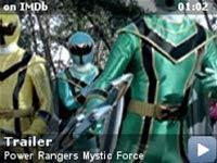 Power Rangers Mystic Force -- Trailer
