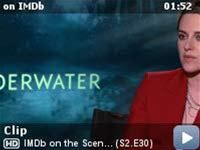 IMDb on the Scene - Interviews -- Kristen Stewart and the cast of 'Underwater' reveal the most difficult thing about making the claustrophobic aquatic horror film.