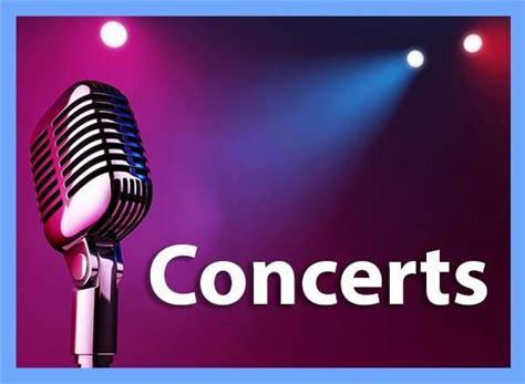 Concerts Concerts 2020