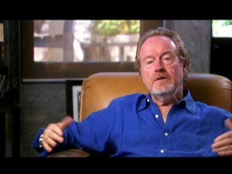 """American Gangster -- Interview: Ridley Scott """"On the contrast between the two characters"""""""