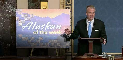 Sullivan Honors Alaskan of the Week: Petty Officer Evan Grills