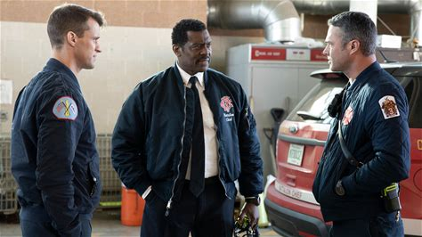 Watch Chicago Fire Episode: 51's Original Bell - NBC.com