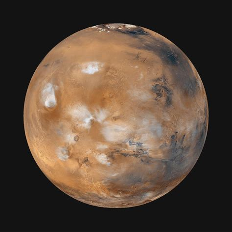Mars | Facts, Surface, Temperature, & Atmosphere