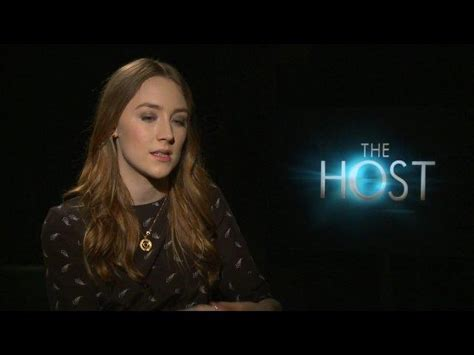 The Host -- Saoirse Ronan, Max Irons and Jake Abel discuss their role in The Host