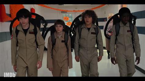 "IMDb on the Scene - Interviews -- IMDb challenges ""Stranger Things"" star Gaten Matarazzo to test his '80s movie knowledge."