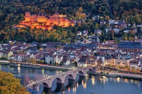 Heidelberg Half-Day Trip from Frankfurt