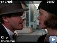 Chinatown -- Clip: Your husband was murdered