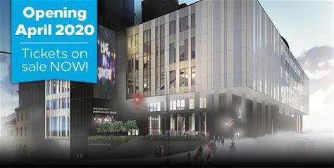 Niagara Entertainment Center Entertainment Centre