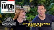 The IMDb Show -- 'Jurassic World: Fallen Kingdom' stars Bryce Dallas Howard and Chris Pratt wrack their brains to answer personal questions using only titles from their own movie and TV credits.