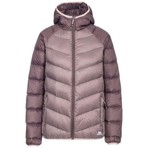 Kirstin Women's Hooded Down Jacket